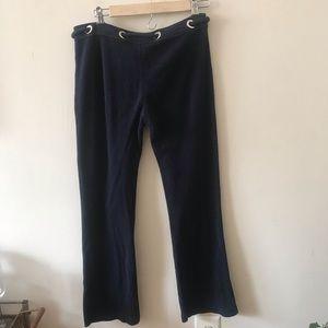 Tory Burch Pants - Tory Burch Terry Cloth Pants